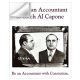 Al capone Wall Decals